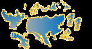 Metro Hills Map Outline