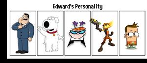 Edward's Personality
