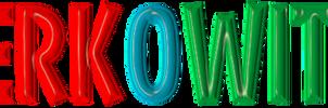 BERKOWITZ! Logo 3D by ETSChannel