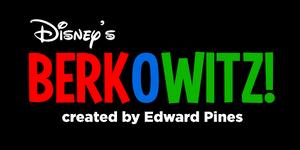 BERKOWITZ! Logo with Disney's logo