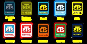 ETS Channel Logo (2015 Variants)