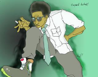Maynard Anthony by Vivid-Funk
