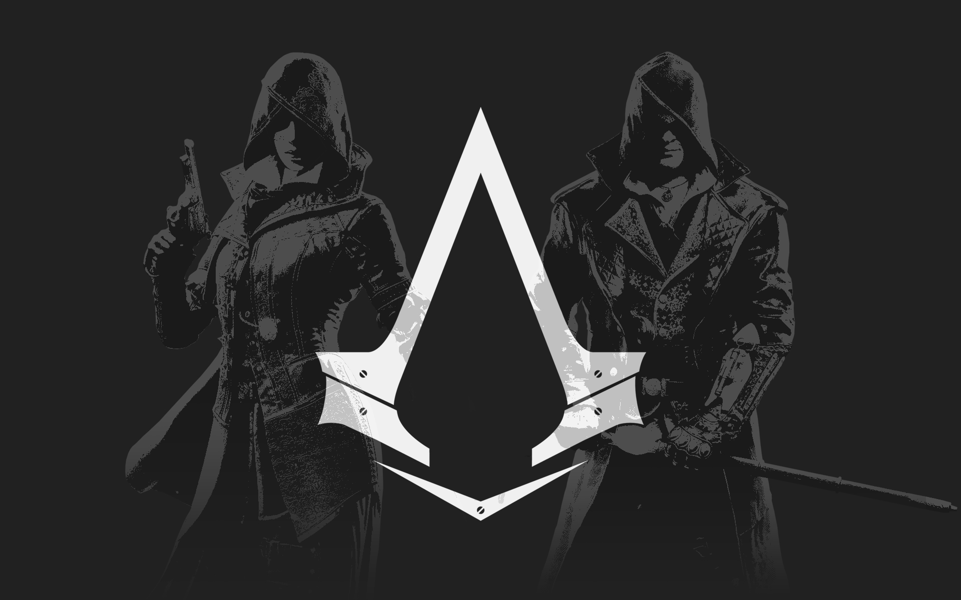 Assassin S Creed Syndicate Jacob And Evie Frye By Irakli008 On Deviantart