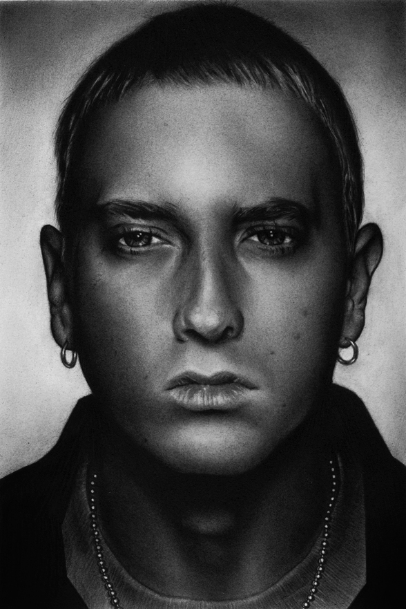 Marshall Mathers by Rob-Mcilwain