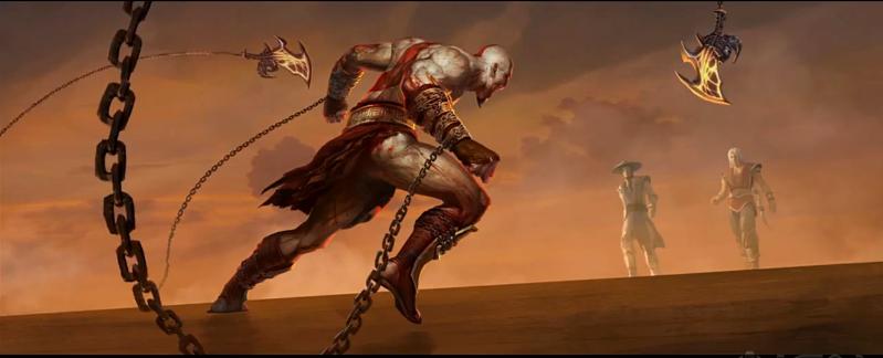 Kratos in mortal kombat by x-ninja00 on DeviantArt