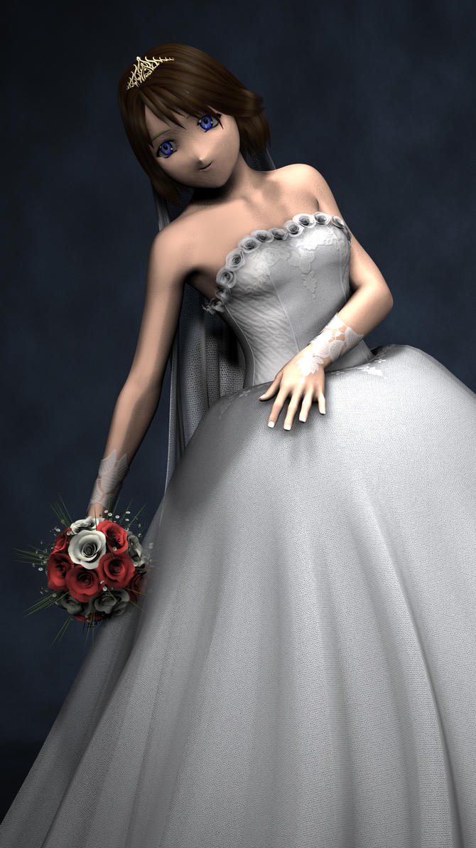 Here come the bride - BelBel by amyaimei
