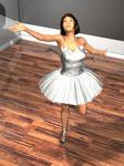 At the Dance Studio