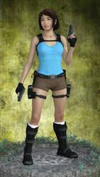 Amy Action Figure