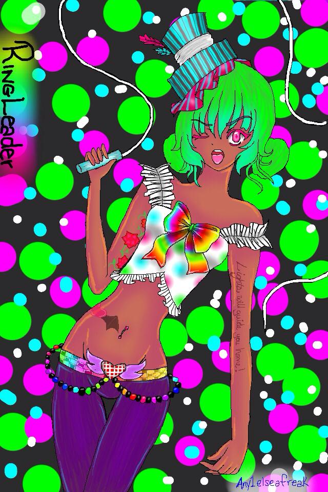 Ringleader by anime-nc