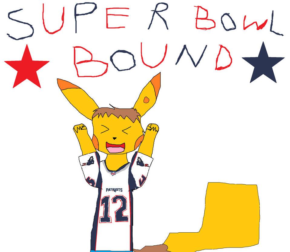SUPER BOWL LIII BOUND!!!!!