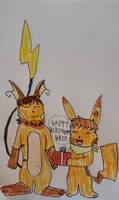 Happy Birthday Zack by JoshPikaPepsiFan1991