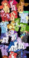 My Little Pony - Next Gen Mapleverse