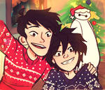 Christmas Selfie!