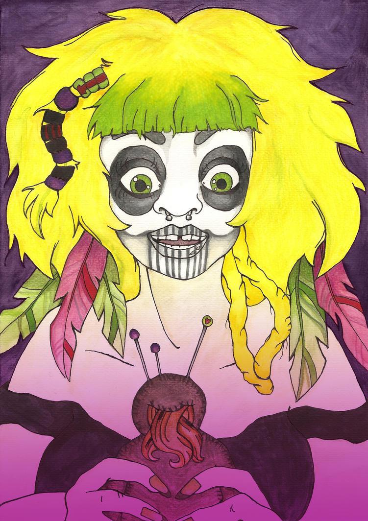 Halloween Voodoo by unnoticeable-me