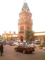 Empress Market Tower by Shaikh4514