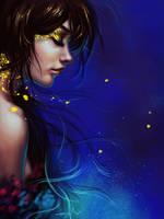 Blue Water by mylsbunagan