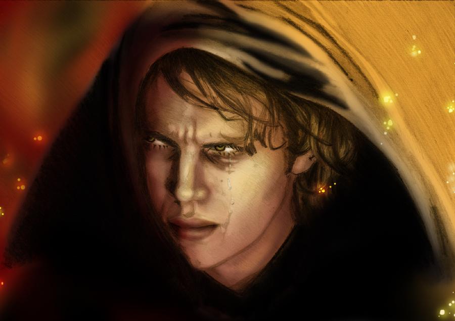 Anakin Skywalker by MissLastri