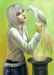The Magician by mylsbunagan