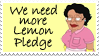 We need more Lemon Pledge by DreamBex