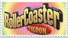 RollerCoaster Tycoon Stamp by DreamBex