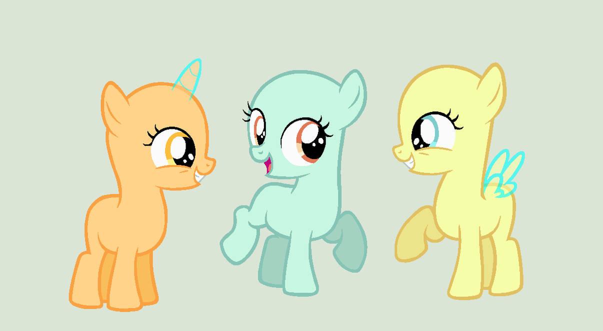 Mlp pony base