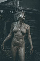 Val cosplay (Outlast 2) by foxkillerph