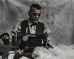 Eddie Gluskin cosplay by foxkillerph