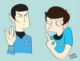 SPOCK YOU