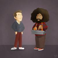 Scott and Reggie
