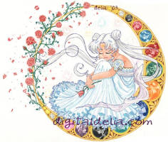 Princess Serenity by frasdel
