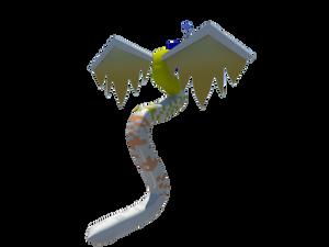 Cyber Dragon (back)