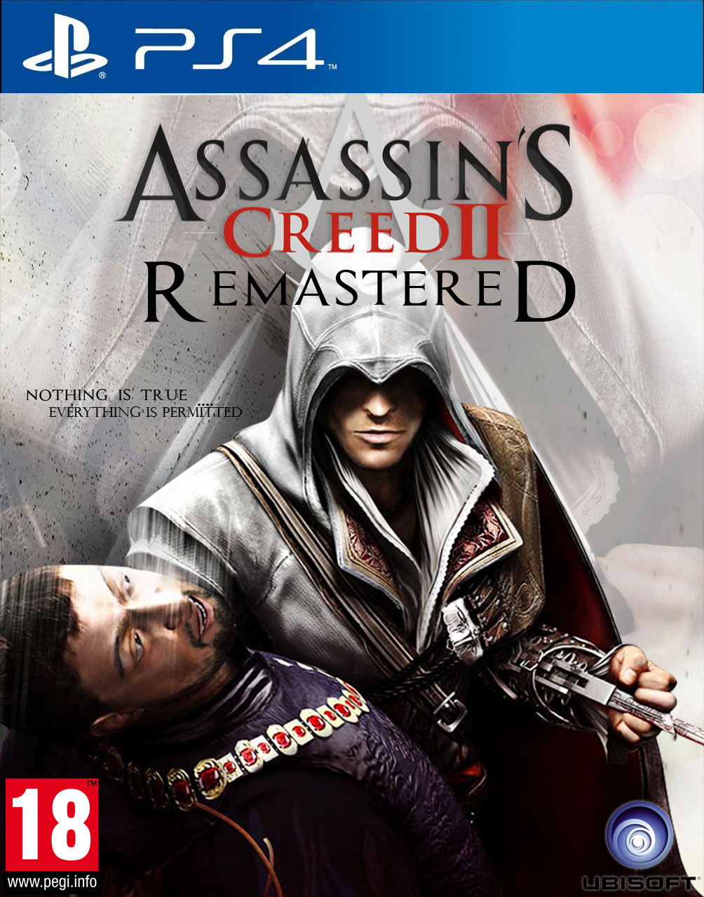 Assassin S Creed Ii Remastered Custom Poster By Megomagdy15 On Deviantart