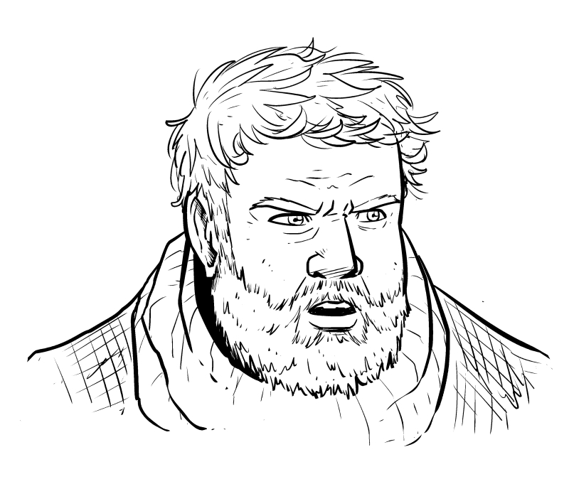 Hodor by After9