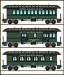 1890s Rolling Stock