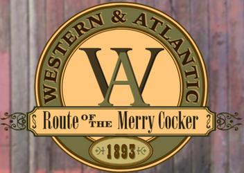 Western and Atlantic Logo by Eddie-Sand