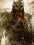 Viking warrior Jaroslav Novak