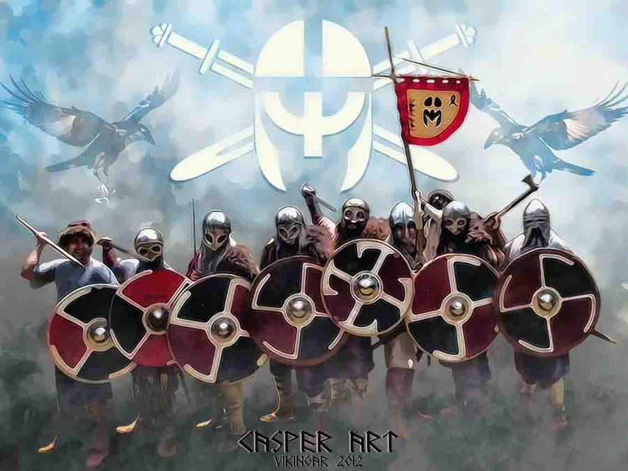 Viking Clan HAVAMAL by thecasperart on DeviantArt