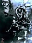 Viking Phil Darklord by thecasperart