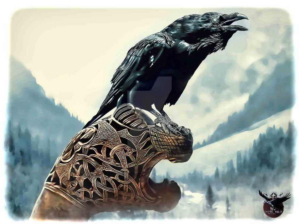 old norse by thecasperart on deviantart