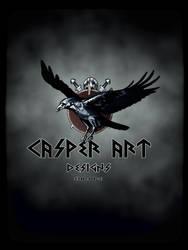Casper Art 9 by thecasperart