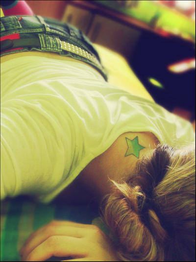 Star Girl by nandacinderella