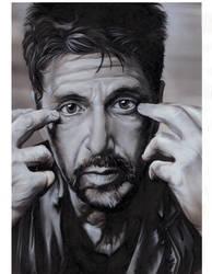 Al Pacino.. by Mcdesignaerografie