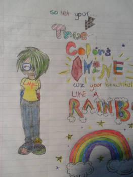 My true colors
