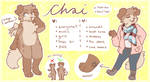 ANTHRO Chai ref - 2018