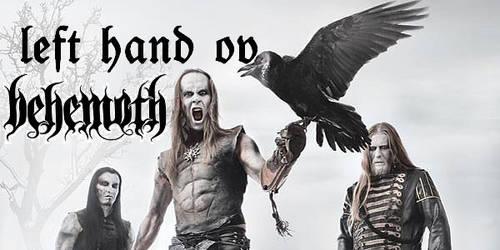 LefHand-Ov-Behemoth Icon by V-Starr
