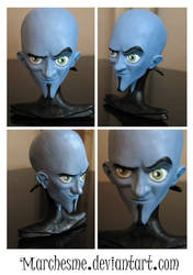 Megamind by marchesme