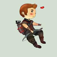 Hawkidy Hawkeye by Lia-Poizun-Apples