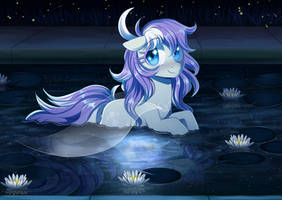 Nebulae by VeraWitch