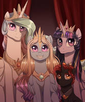 Royal Family by VeraWitch
