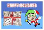 .Happy Holidays.
